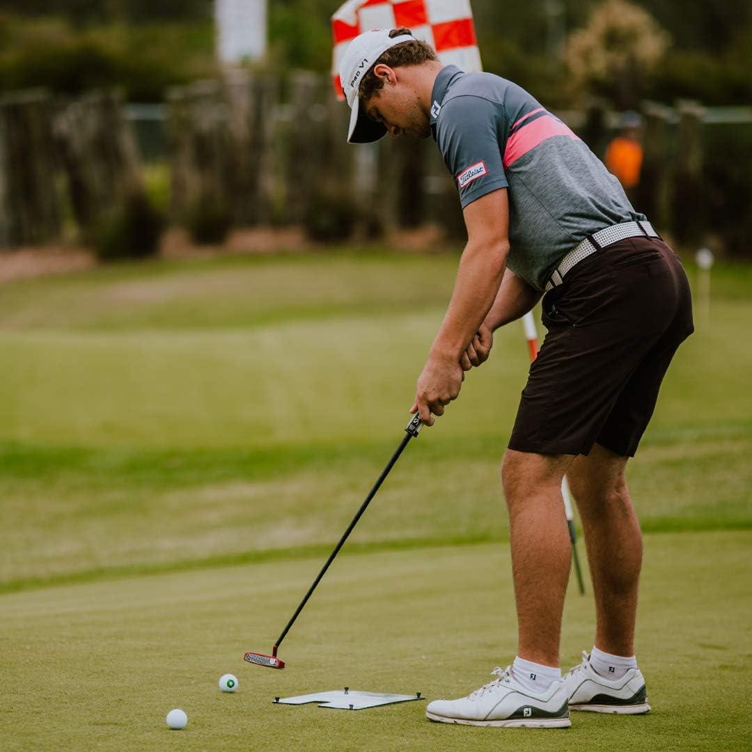Entrenador de golf, Espejo universal Premium.