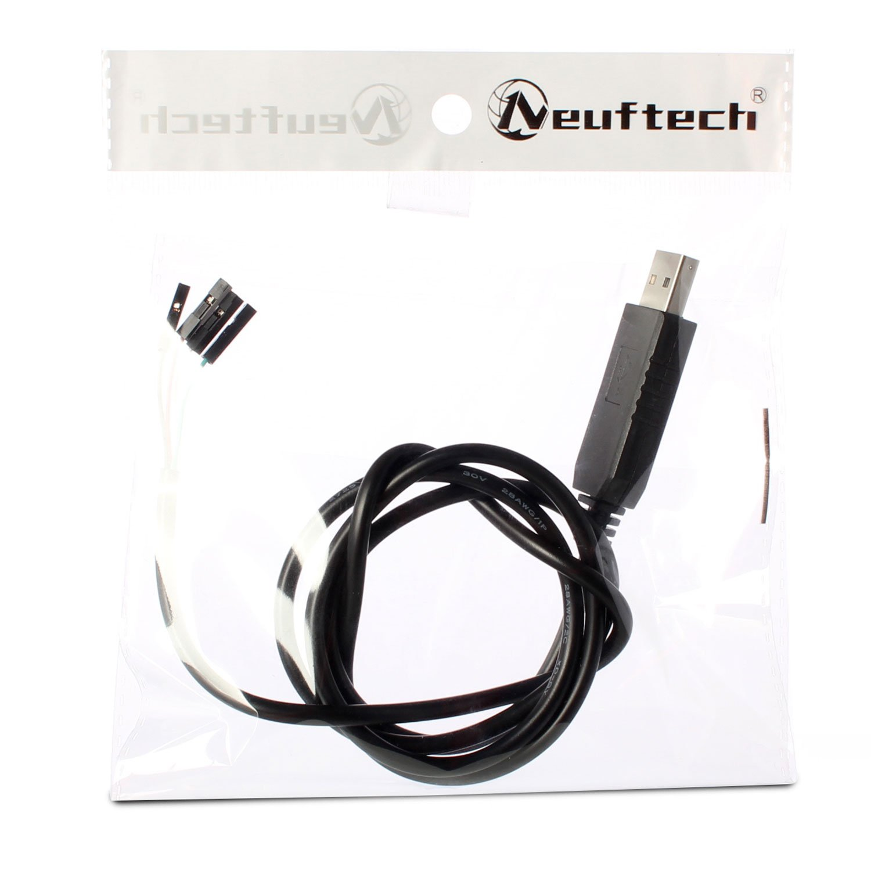 Neuftech PL2303HX Konverter USB zu TTL UART RS232 COM: Amazon.de ...