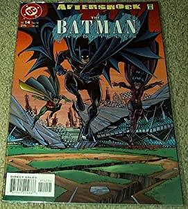 The Batman Chronicles Aftershock No. 14 1998