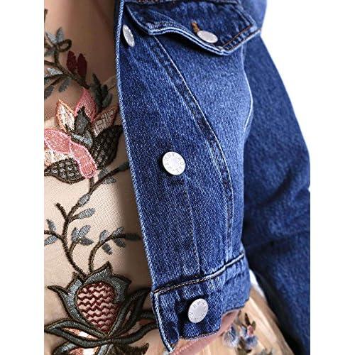 Mujeres 811dd30005 Durable Modelando Rose Denny Www Chaqueta qvT116