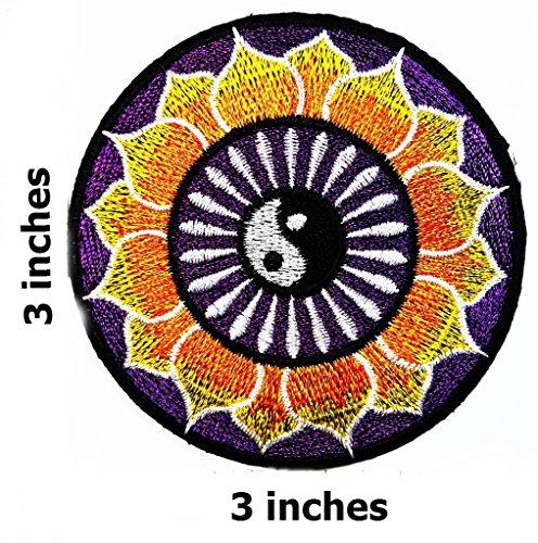 lotus (Make Yin Yang Costume)