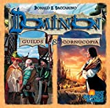 Dominion Cornucopia and Guilds Card Game