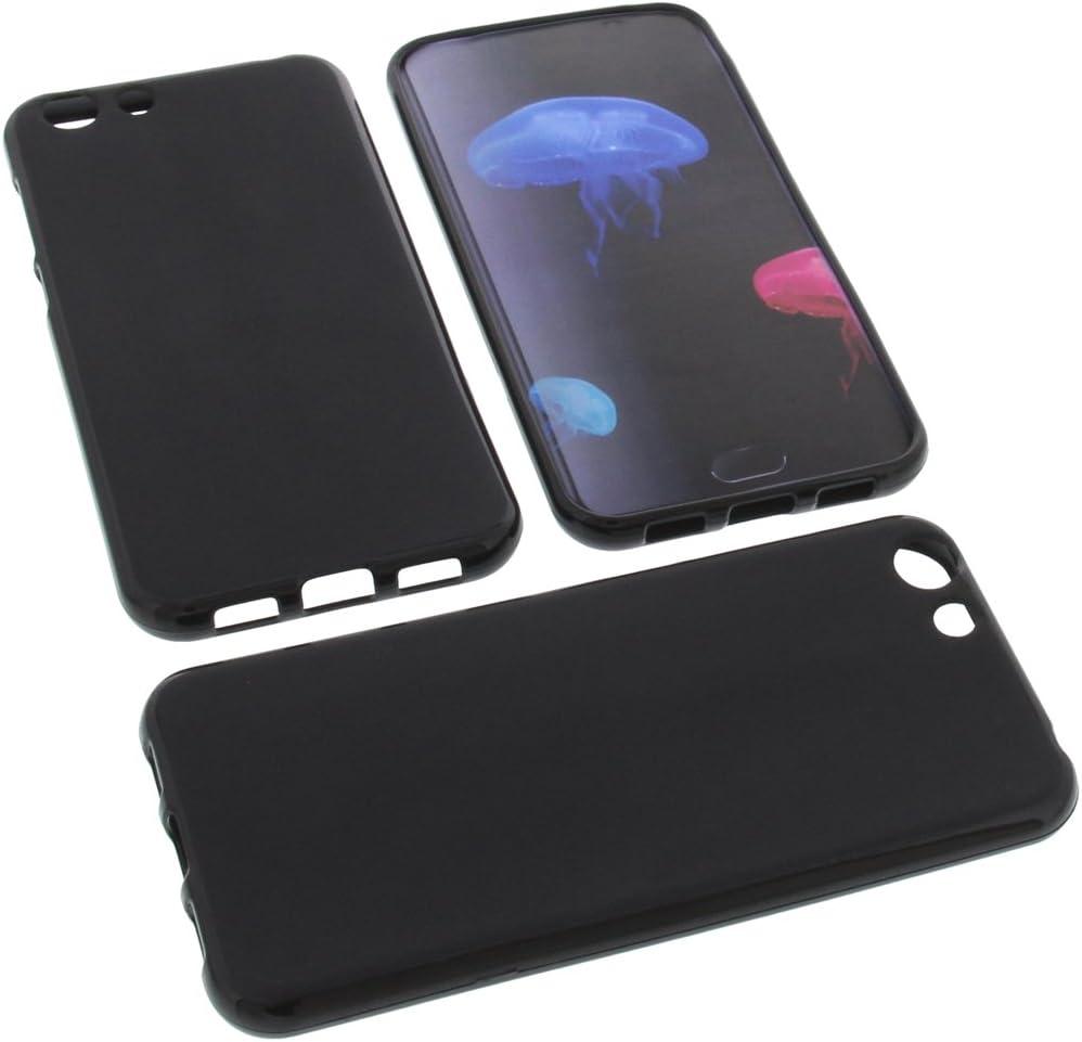 foto-kontor Funda para Elephone S7 Protectora de Goma TPU para ...