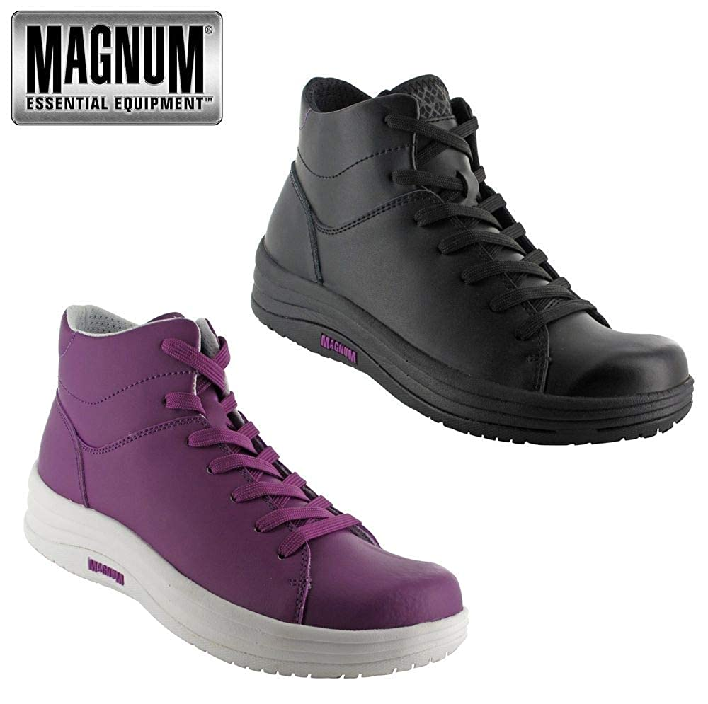 ec507e265b6 Magnum Flora, Women's Safety Shoes, Black (Black), 2 UK (34 EU ...