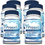 Proaxil - #1 Choice for Prostate Health - 6 Bottles - Improve Overall Prostate Health, Urine Flow and Sexual Performance. With Zinc, Saw Palmetto and Beta Sitosterol