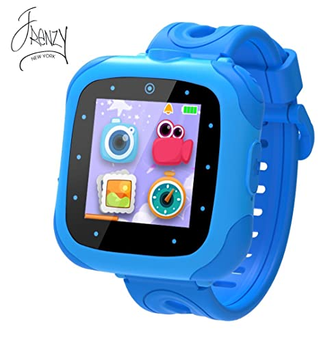 "Frenzy Digital Smartwatch for Kids with 1.5"" Touchscreen"
