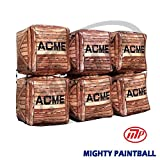 Paintball Air Bunker - Box 6 Stacked