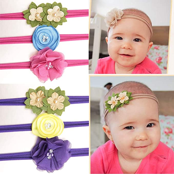 Fascia per capelli Set Bambini-Accessori per Capelli