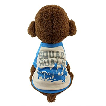 Buy Iuhan T Shirt Pet Dog Cat Puppy Clothing Small Puppy Costume S