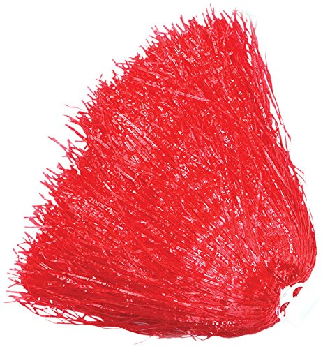 Bristol Novelty BA152 Pom Jumbo USA Red, One Size -