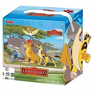Amazon The Lion Guard Floor Puzzle Pieces Toys Amp Games