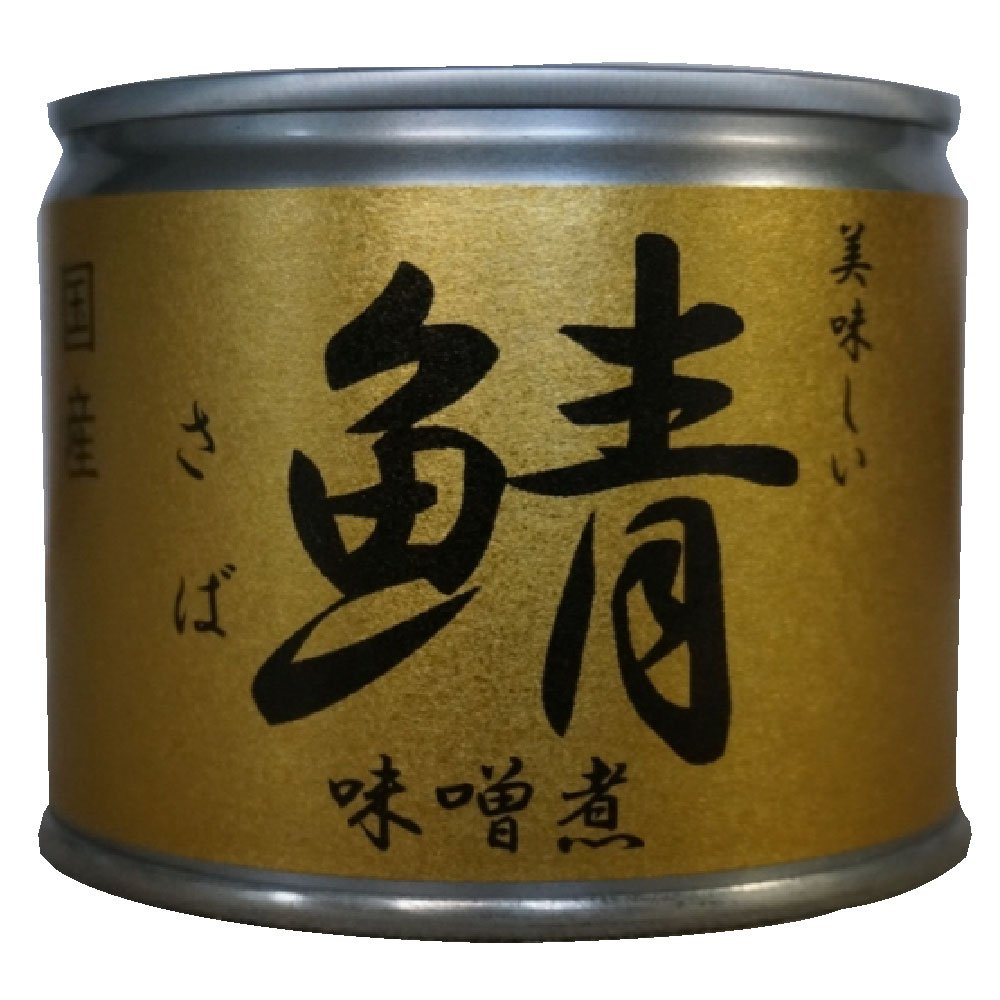 伊藤食品 美味しい鯖 味噌煮 EO缶 190g
