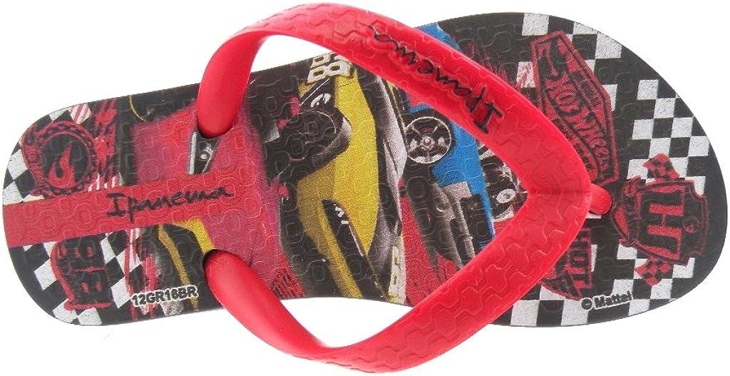 Ipanema Ciabatte Infradito Hot Wheels Authentic Bambino 8210421246 Rosso