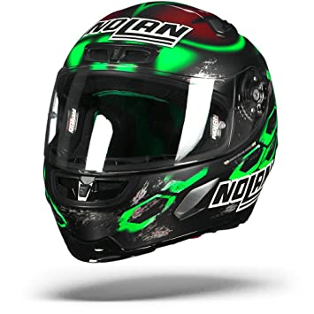 Casco Integral X-Lite x-803 Replica E. bastianinii – 17 Flat Black