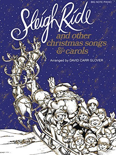 Sleigh Ride and Other Christmas Songs & Carols by Glover, David Carr (1986) (Brendon Sleigh)
