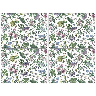 Garden Chintz - Pimpernel Botanic Garden Chintz Placemats - Set of 4