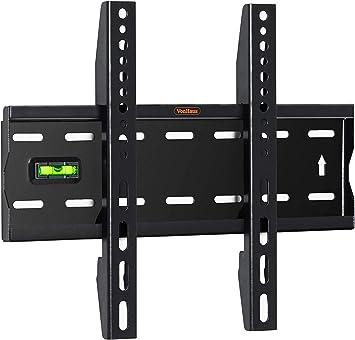 Vonhaus Tv Wandhalterung 15 42 Zoll Ca 38 107cm Flache Halterung Für Vesa Kompatible Bildschirme 40kg Gewicht Heimkino Tv Video
