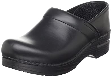 6ab85792 Amazon.com | Dansko Women's Professional Tooled Clog | Mules & Clogs