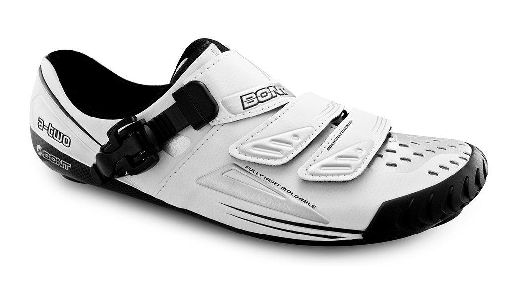 BONT A2 Rennradschuh Weiß Größe 38