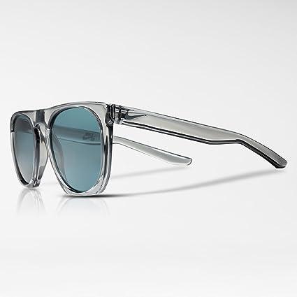 d4e4187a564 Amazon.com  Nike EV0923-004 Flat spot Frame Teal Lens Sunglasses ...