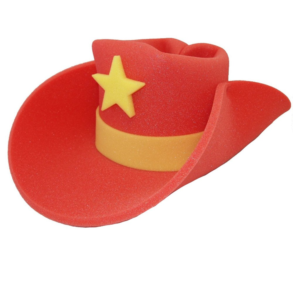 30 Gallon Foam Cowboy Hat Pick Color 10 20 Giant Big Huge Jumbo Western Costume MyPartyShirt