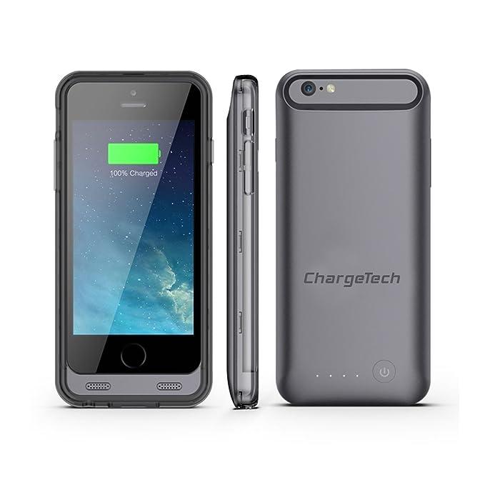 ChargeTech: más delgado caso del iPhone 6 Batería ...
