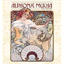 Alphonse Mucha 2017 Wall Calendar