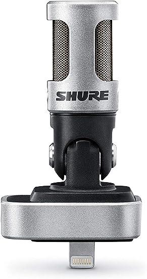 Shure MV88 Portable iOS Microphone
