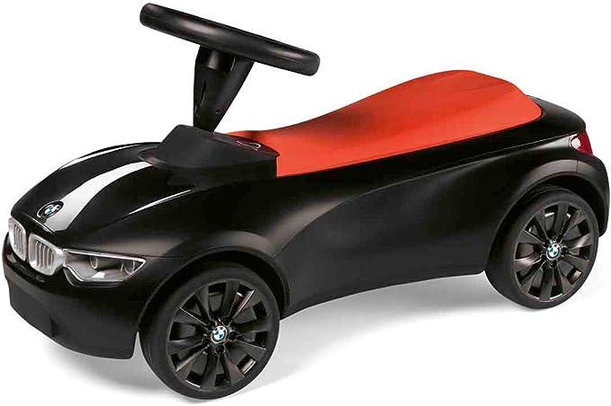 Bmw Bmw Original Baby Racer Iii Kids Ride On Push Toy Car Black Orange 80932413782 Amazon De Bekleidung