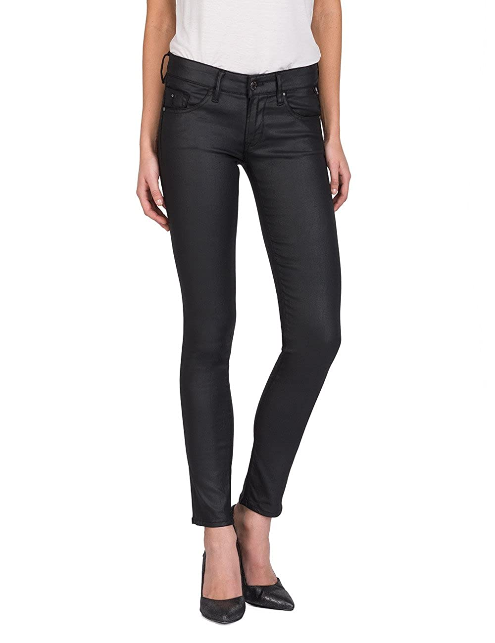 REPLAY Luz Back Zip Jeans Skinny Donna
