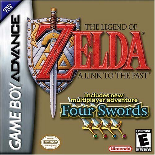 The Legend of Zelda: A Link to the Past (Includes Four Swords Adventure) (Renewed) (Adventure Link)