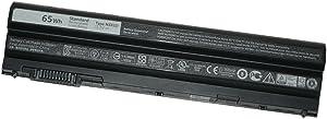 Tandirect New N3X1D Replacement Laptop Battery Compatible with Dell Latitude E6540 E6440 E6420 E5530 E5430 E6520 E6420 Precision M2800 6-Cell (11.1V 65Wh)