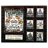 NFL Seattle Seahawks 16x20-Inch Super Bowl XLVIII Champions Plaque
