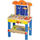 Melissa Amp Doug Wooden Project Workbench Play House