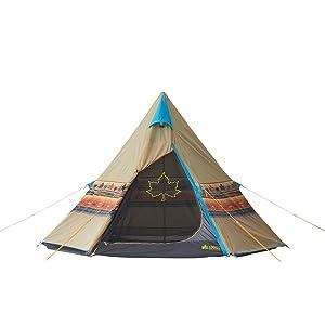 ロゴス テント ナバホTepee400 7075
