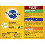 PEDIGREE CHOICE CUTS in Gravy Adult Wet Dog Food