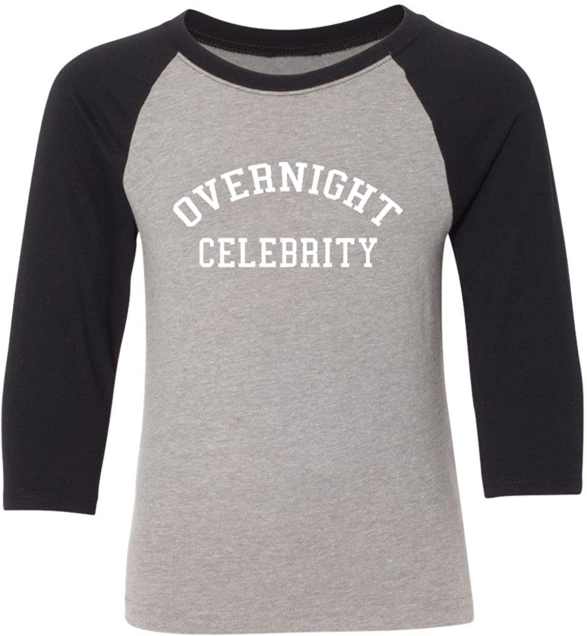 Marky G apparel Boys Overnight Celebrity T-Shirt