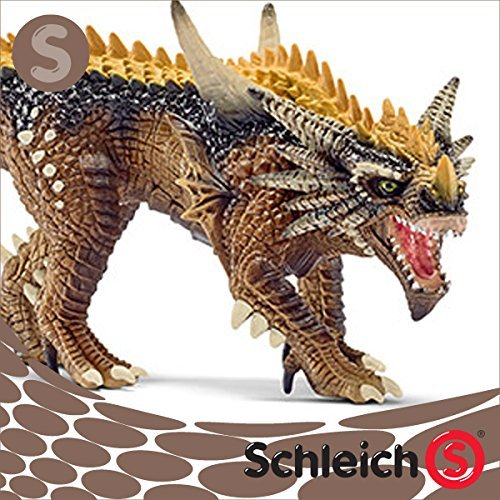Schleich Schleich company figures 70,513 Dragon Hunter Dragon Hunter