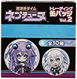 Super dimensional game neptunia trading cans badge