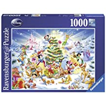 Ravensburger Disney Christmas Eve Jigsaw Puzzle (1000 Pieces)