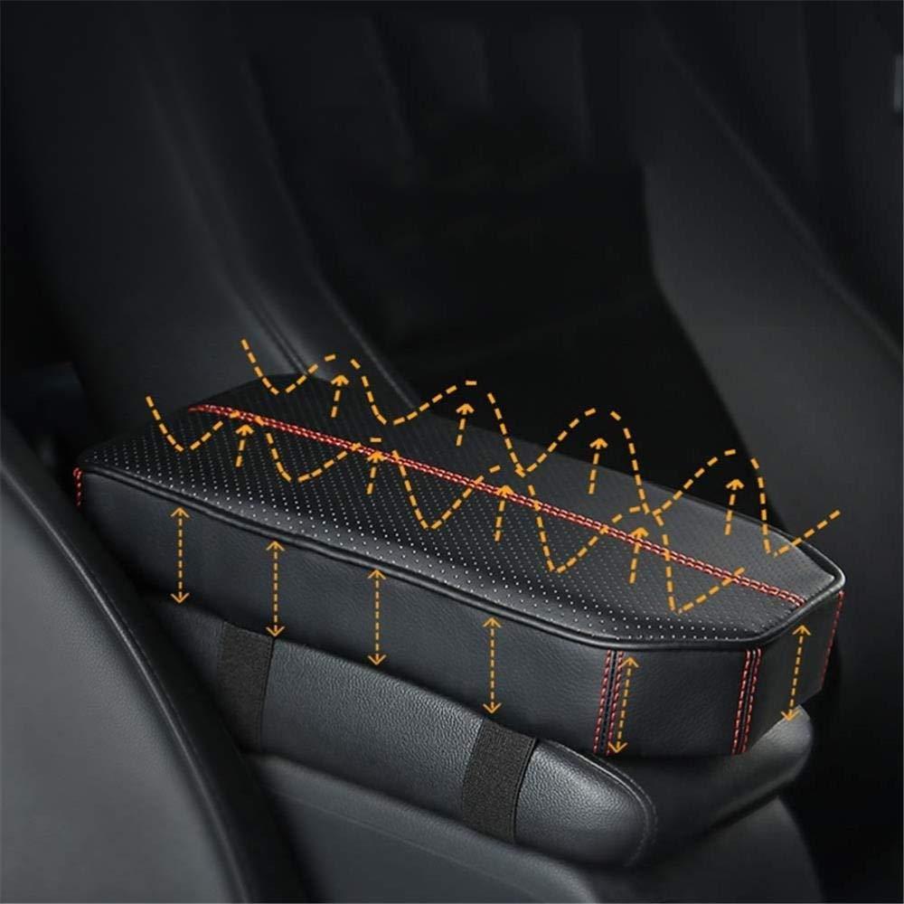 Console centrale Repose-coude pour accoudoir Rehausseur de confort Color : B Coussin de soutien daccoudoir de voiture pour soulager la fatigue motrice