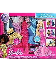 Tara Toys Barbie Be a Fashion Designer Doll Dress Up Kit - Multi