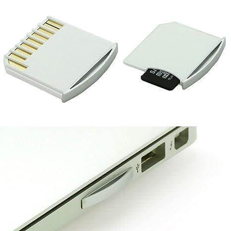 1heit ® Micro SD Mini Drive para MacBook Air 13 2010 - 2015 para ...