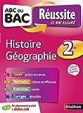 ABC Réussite Histoire-Géographie 2de