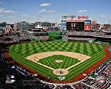 MLB Nationals Park - Washington Nationals 2013 Action Photo 8x10