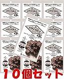【10個セット】ドクターズ チョコレート ノンシュガーダーク 30g