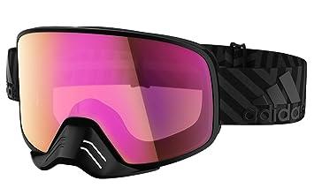 ADIDAS Brille Skibrille Googles ad84 BACKLAND Dirt Black