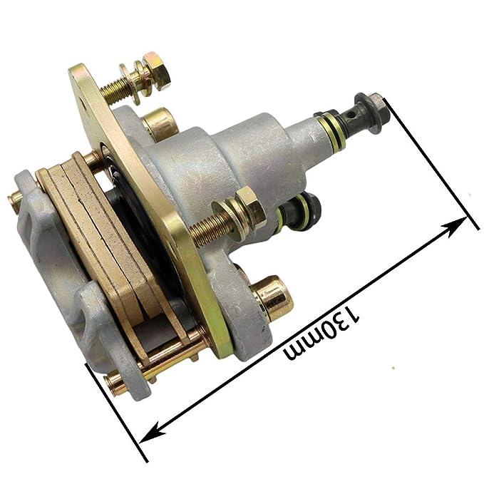 Replacement Parts CNCMOTOK Rear Brake Caliper For Polaris ...