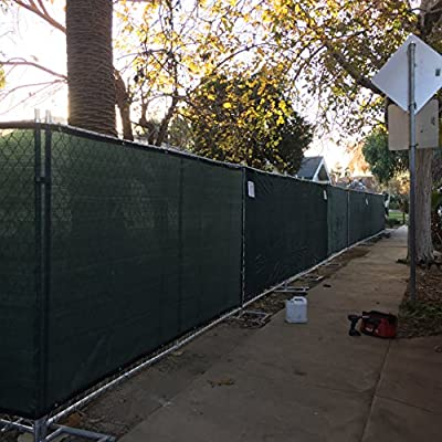Fence Panel 6X12 Galvanized Steel