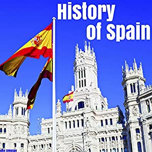 History of Spain Audiobook